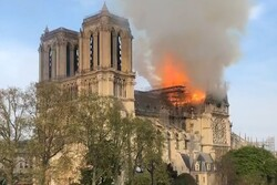 French embassy appreciates Iran's expression of regret over Notre Dame fire