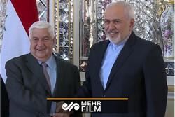 تہران اور دمشق کا اقتصادی تعلقات کو فروغ دینے کا عزم