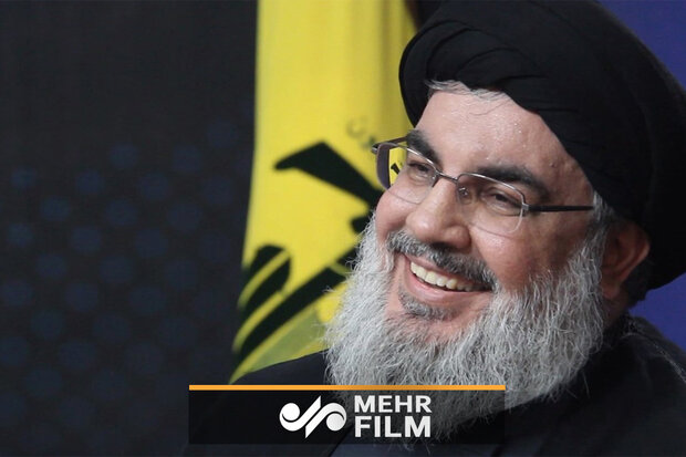 VIDEO: Nasrallah invites Lebanese to aid Iran's flood-affected people