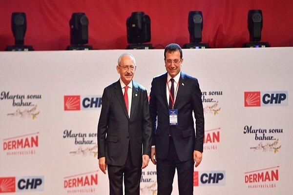 CHP Lideri Kılıçdaroğlu ,İmamoğlu ve Yavaş'ı kendine rakip olarak görüyor