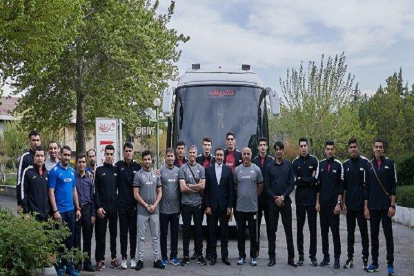 مصر اولین حریف تدارکاتی تیم والیبال نوجوانان ایران در تونس