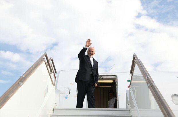 Zarif wraps up diplomatic tour, stressing value of Iran-Africa relations