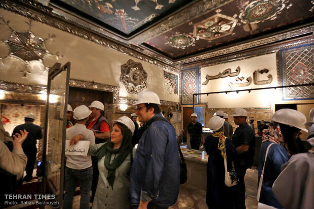 Historic Tehran Nasr Theater to undergo renovation