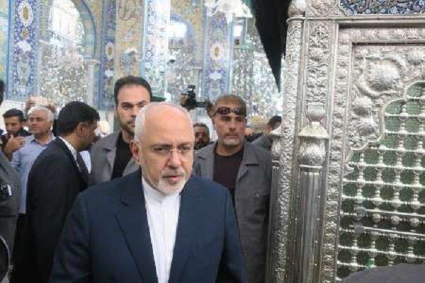 Dışişleri Bakanı Zarif, Şam'da