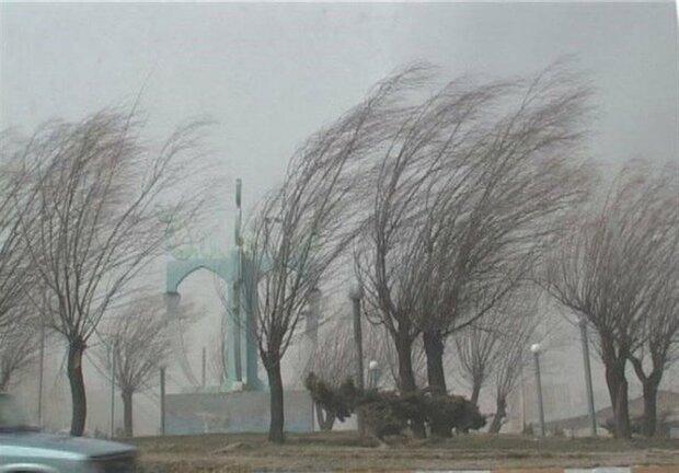 افزایش ۱۰ درجهای دما در شمال کشور/ وزش باد شدید در اغلب استانها