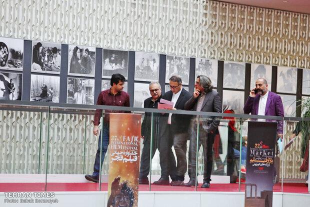 Fajr intl. festival  press conference held
