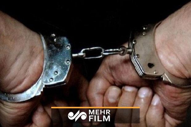 پلیس ۶۶۵ خلافکار را دستگیر کرد