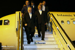 FM Zarif arrives in Caracas to attend NAM meeting