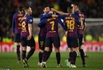 Barcelona finalde Valencia'ya boyun eğdi