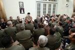 قائد الثورة: القوات المسلحة الإيرانية تمثل معلما بارزا من معالم القوة الوطنية