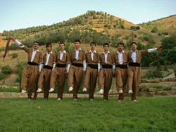 سومین جشنواره سراسری هه لپه رکی بانه آغاز شد