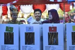 اندونزی شاهد برگزاری انتخابات ریاستجمهوری است