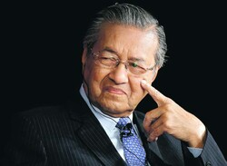 Mahathir Mohamad submits resignation to king