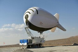 Iran to equip captive balloons with engines to provide internet, aid rescue efforts