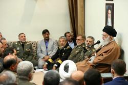 ایرانی فوج اور سپاہ کا تعاون قابل تعریف/ دشمن کو غصہ دلانے والا ہر کام اچھا اور درست