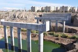 ساخت عرشه فلزی پل وحدت درکمربندی صالحیه واوان  تکمیل می شود