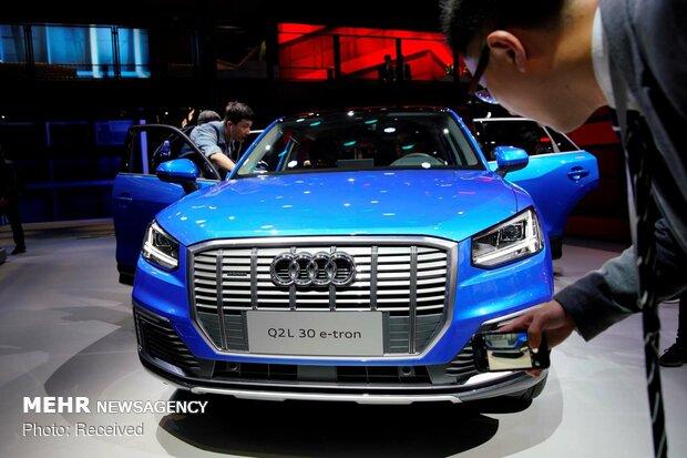 نمایشگاه خودروی شانگهای