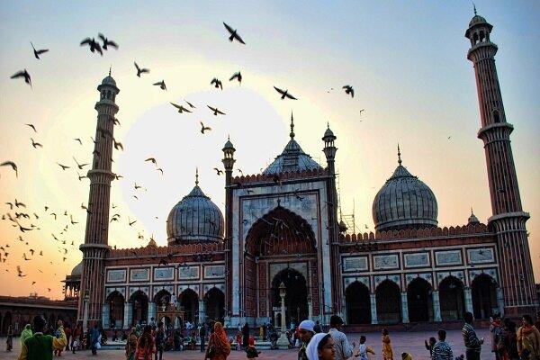 ذخیره بیش از هزارنسخه خطی در مسجد «جمعه» هند
