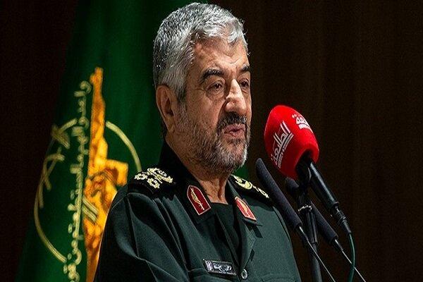 IRGC cmdr. Jafari thanks Parl. speaker, parliamentarians