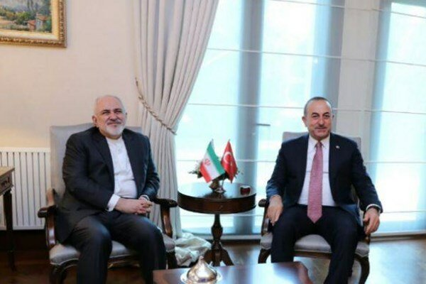 Zarif, Cavusoglu held 1st round of negotiations