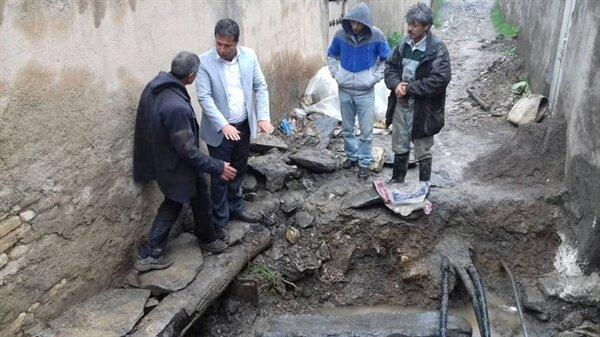 Old gravestone found in northeast Iran
