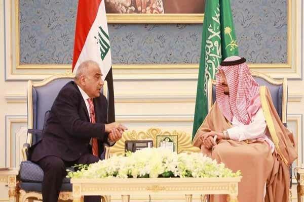 امضای ۱۳ توافق و یادداشت تفاهم میان عربستان و عراق