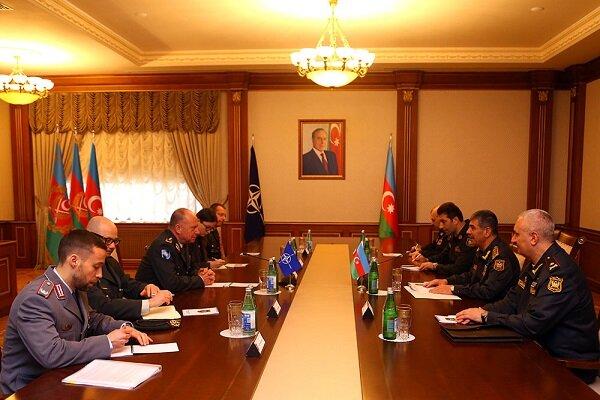 ناتو همکاری با جمهوری آذربایجان را توسعه میدهد