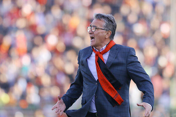 واکنش برانکو به شکایت از باشگاه پرسپولیس
