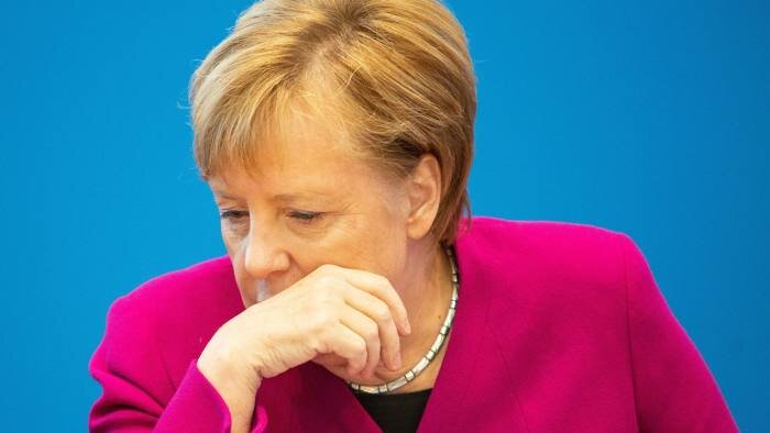 Merkel worried about European parliamentary elections