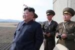 کره شمالی سلاح تاکتیکی هدایتشونده آزمایش کرد