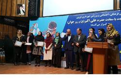 افراد برتر جشنواره بزرگ مجری شو در قزوین معرفی شدند