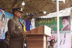 ادامه راه شهدا در سایه ولایتمداری/اقتدار ارتش برای حفظ کیان ایران