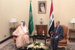 رایزنی وزرای خارجه عراق و عربستان درباره تحولات منطقه
