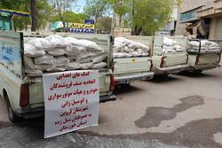 کمکهای مردم قزوین به سیل زدگان ارسال میشود
