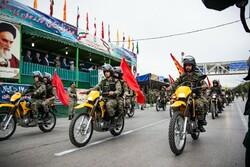 """Kirmanşah'taki """"Ordu Günü"""" kutlamalarından kareler"""