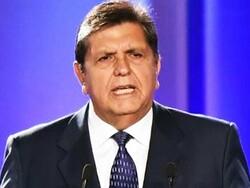 پیرو کے سابق صدر نے خودکشی کرلی