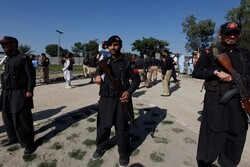 پاکستانی پولیس نے 4 ڈاکوؤں کو ہلاک کردیا