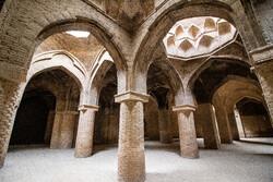 مسجد جامع اصفهان، قدیمی ترین مجموعه معماری مذهبی ایران