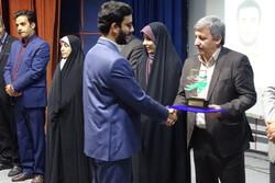 ۱۶ جوان برتر در ششمین جشنواره جوان در شهر  محمدیه تجلیل شدند