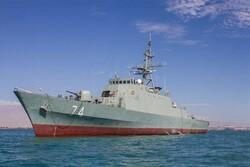 الاسطول البحري الايراني يتعزز ببوارج جديدة