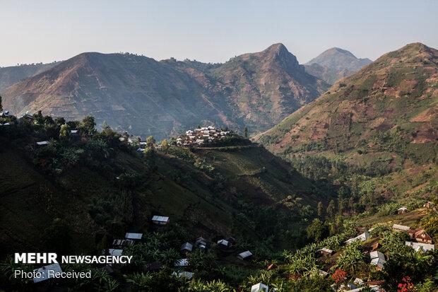 آتش سوزی معدن سوادکوه ۱۱ نفر را روانه بیمارستان کرد