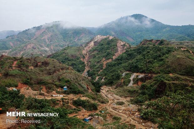 معدن شاهوار فاقد مجوز محیط زیست است
