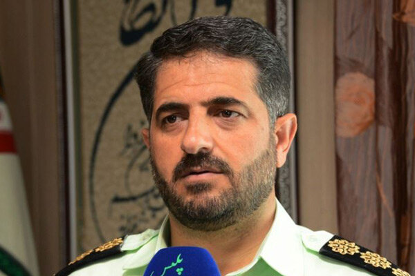 Police capture 57kg of illicit drugs in central Iran