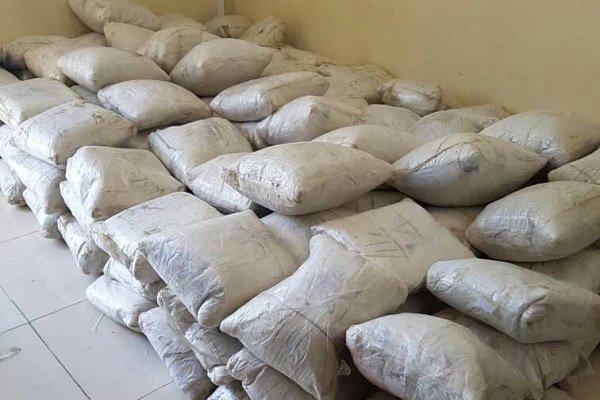 ۵۰ کیلوگرم مواد مخدر در ایلام کشف شد