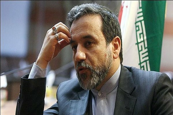 Tehran has no plans to hold talks with US: Araghchi