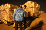 UNICEF's aid for flood-hit areas arrives in Tehran