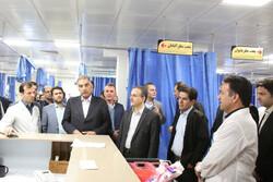 مساعدت ویژه وزارت بهداشت برای رفع مشکلات حوزه درمان در اردبیل