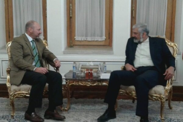 Iran, EU discuss developments in Afghanistan