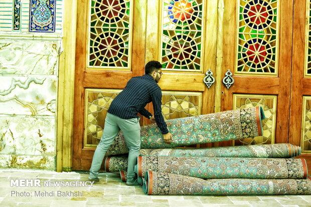 ۹۵۰ مسجد استان سمنان غباروبی شد/ اعزام ۹۷۰ مبلغ ویژه ماه رمضان