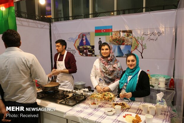 ECO Silk Road Food Festival opens in Zanjan